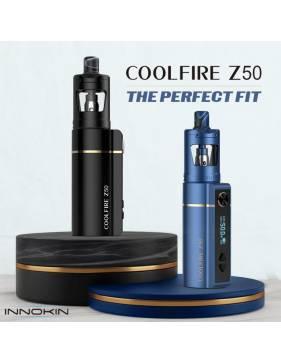 Innokin COOLFIRE Z50 kit 2100mah/50W (con ZLIDE tank 2ml)