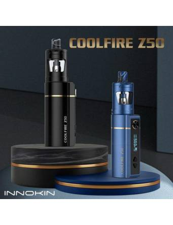 Innokin COOLFIRE Z50 kit 2100mah/50W (con ZLIDE) -