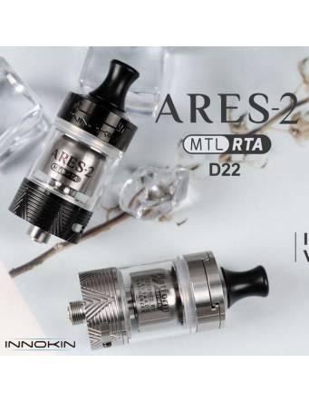 Innokin ARES 2 D22 tank MTL/RTA 2ml (1 pz)