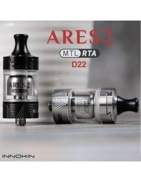 Innokin ARES 2 D22 tank MTL/RTA/2ml (1 pz) -