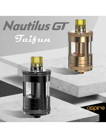 Aspire Nautilus GT tank 3ml/4,2ml (ø24mm)