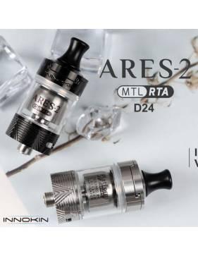 Innokin ARES 2 D24 tank MTL/RTA 4ml (1 pz)) -