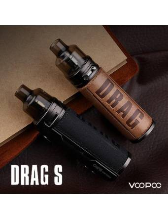 VooPoo DRAG S kit 2500mah/60W (pod 4,5ml)
