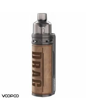 VooPoo DRAG S pod kit 2500mah/60W (pod 4,5ml) - cuoio