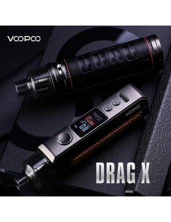 VooPoo DRAG X kit 80W (pod 4,5ml)