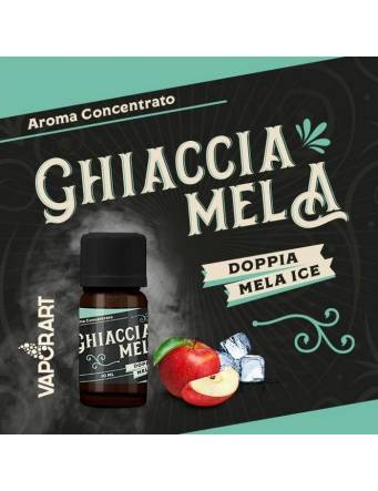 Vaporart GHIACCIAMELA 10ml aroma concentrato