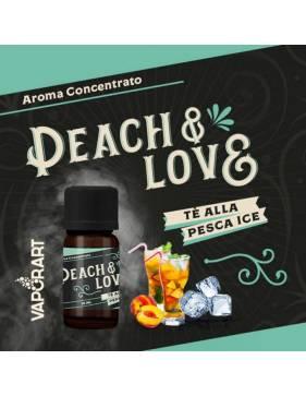 Vaporart PEACH&LOVE 10ml aroma concentrato