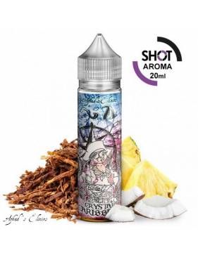 Azhad's Crystal CARIBBEAN 20 ml aroma scomposto