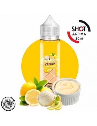 "Dreamods ""Summer ICE Cream"" LIMONE CREMA 20 ml aroma scomposto"