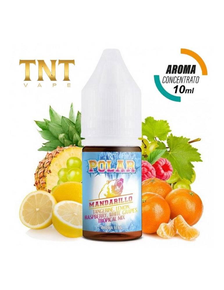 TNT Vape Polar – MANDARILLO 10ml aroma concentrato