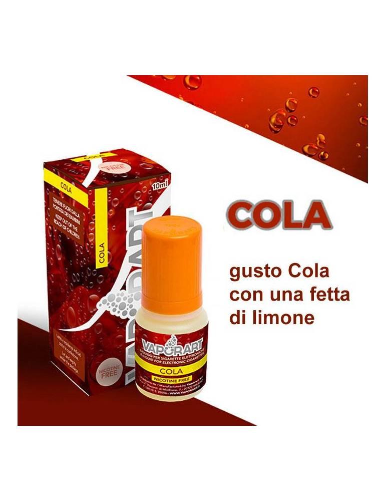 Vaporart COLA 10ml liquido pronto