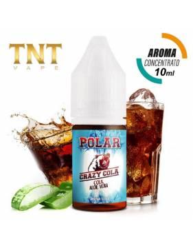 TNT Vape Polar – CRAZY COLA 10ml aroma concentrato