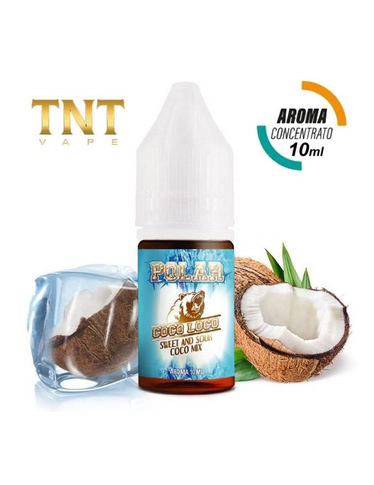 TNT Vape Polar – COCO LOCO 10ml aroma concentrato