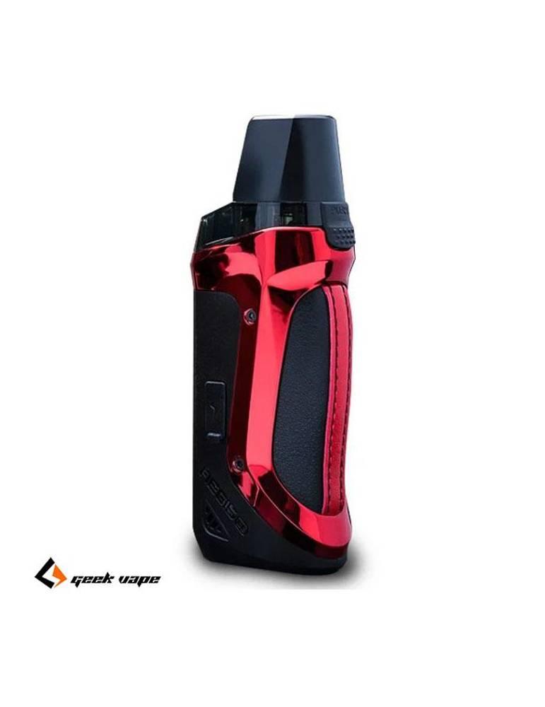 GeekVape AEGIS BOOST Luxury Edition kit 1500mah/40W rosso