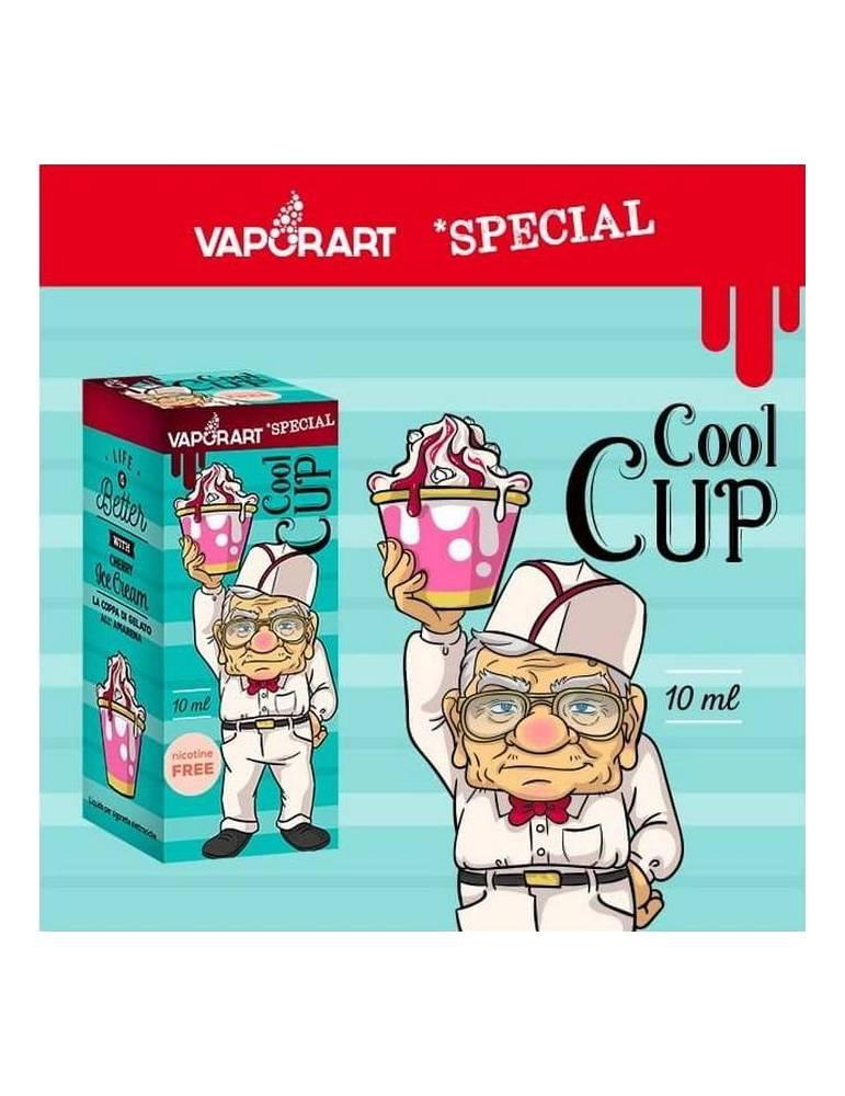Vaporart Special COOL CUP 10ml liquido pronto