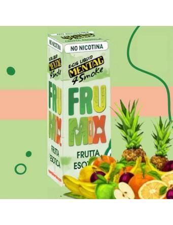 Mental FRUMIX (frutta esotica) 10ml liquido pronto
