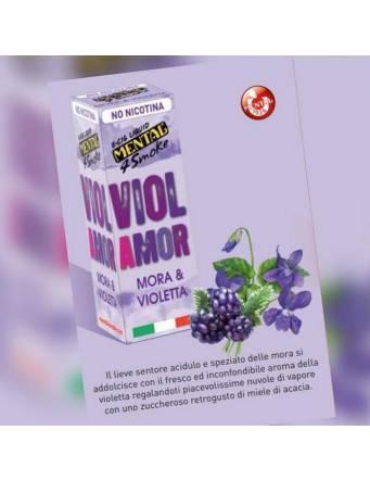 Mental VIOLAMOR (mora e violetta) 10ml liquido pronto LP