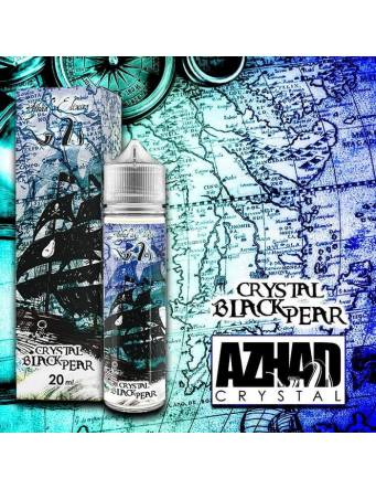 Azhad's Crystal BLACK PEAR 20 ml aroma scomposto LP