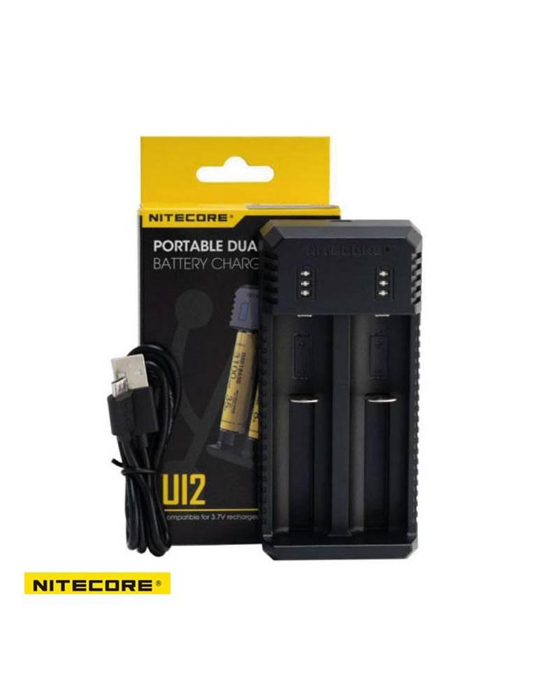 Nitecore New Intellicharger UI2 - caricabatterie - confezione