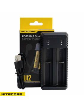 Nitecore New Intellicharger UI2 - caricabatterie - confezione