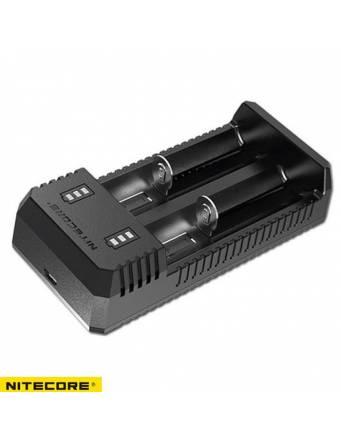 Nitecore New Intellicharger UI2 - caricabatterie - dettaglio