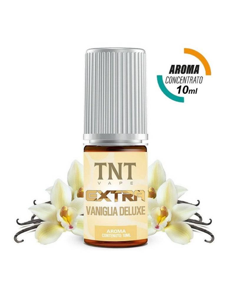 TNT Vape Extra VANIGLIA DELUXE 10ml aroma concentrato