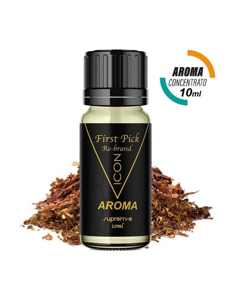Suprem-e FIRST PICK Re-Brand ICON 10ml aroma concentrato