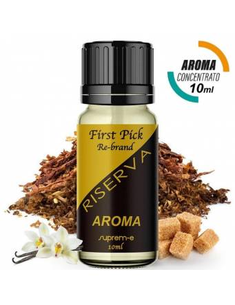 Suprem-e FIRST PICK Re-Brand RISERVA 10ml aroma concentrato