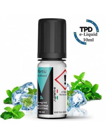 Suprem-e ARTIC Re-Brand 10 ml liquido pronto
