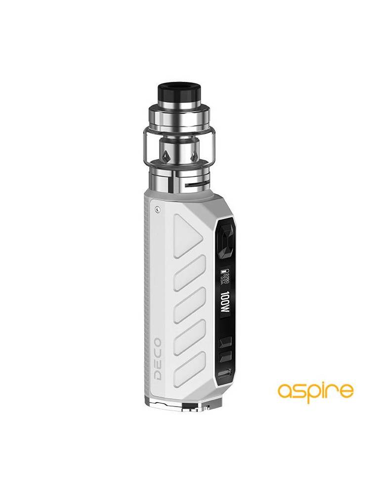 Aspire DECO kit 100w (con ODAN EVO tank 2ml) bianco
