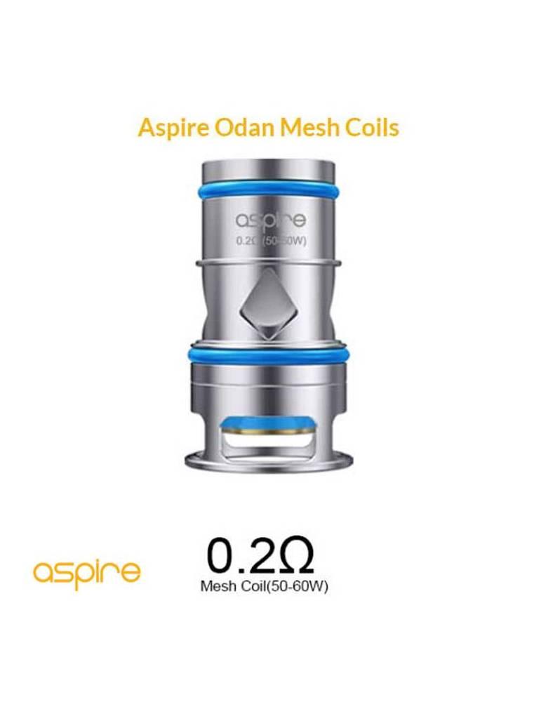 Aspire ODAN coil 0,2ohm (3 pz)