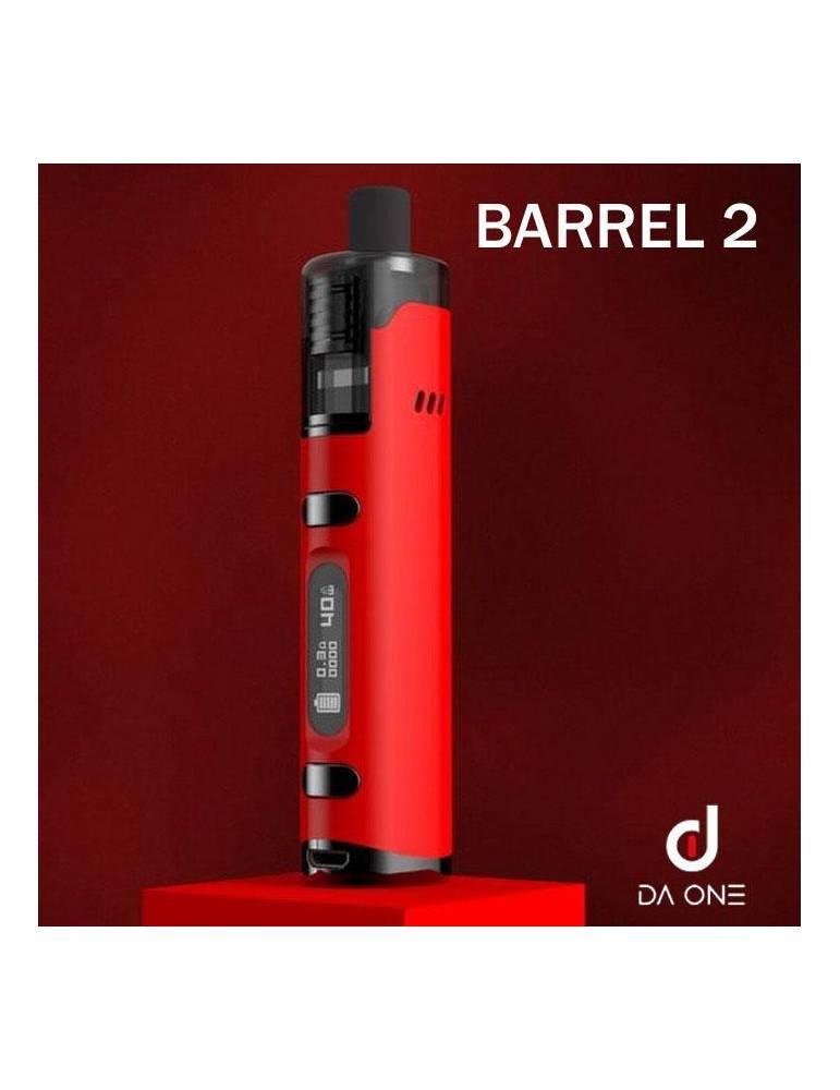 Da One BARREL 2 kit 1500mah/40W (pod 2ml)
