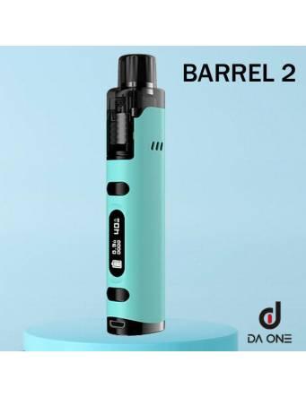 Da One BARREL 2 kit 1500mah/40W (pod 2ml) lp