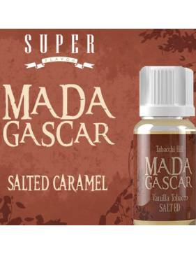 Super Flavor MADAGASCAR SALTED 10ml aroma concentrato