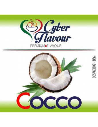 Cyber Flavour COCCO 10 ml aroma concentrato