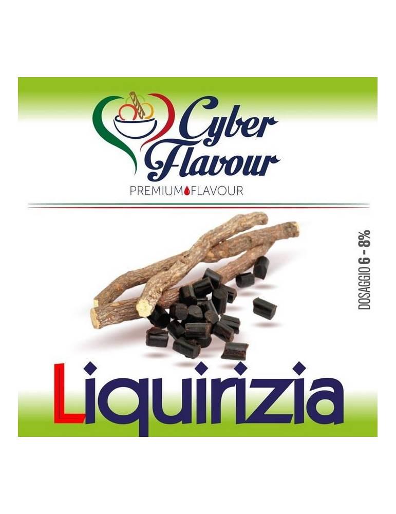 Cyber Flavour LIQUIRIZIA 10 ml aroma concentrato