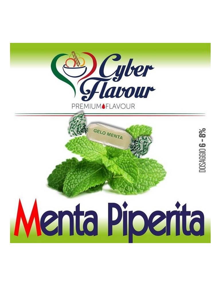Cyber Flavour MENTA PIPERITA 10 ml aroma concentrato