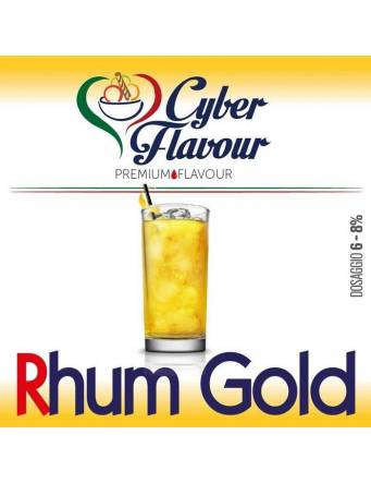 Cyber Flavour RHUM GOLD 10 ml aroma concentrato