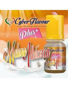"""Cyber Flavour """"PLUS"""" Melone Albicocca 10 ml aroma concentrato"""