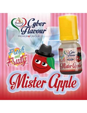 "Cyber Flavour ""FRESH"" Mr Apple 10 ml aroma concentrato"