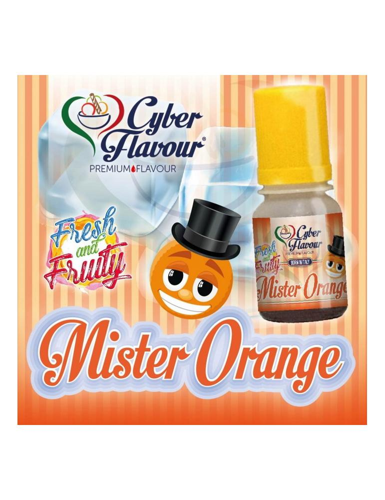 """Cyber Flavour """"FRESH"""" Mr Orange 10 ml aroma concentrato"""
