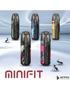 Justfog MINIFIT kit 370mah (pod 1,5ml) lp