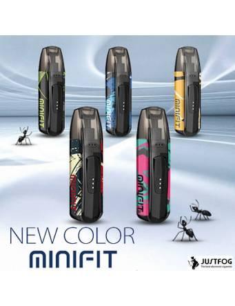 Justfog MINIFIT kit 370mah (pod 1,5ml)