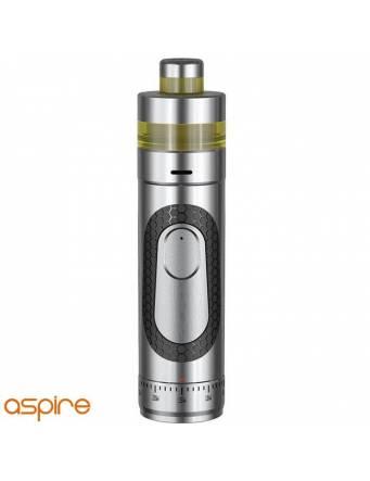 Aspire x NoName ZERO G kit 1500mah/40W - Colore acciaio