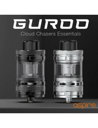 Aspire GUROO tank DTL 4ml (ø27mm)