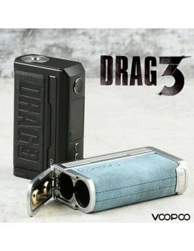 VooPoo DRAG 3 box mod 177W