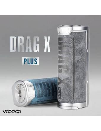 VooPoo DRAG X PLUS box mod 100W