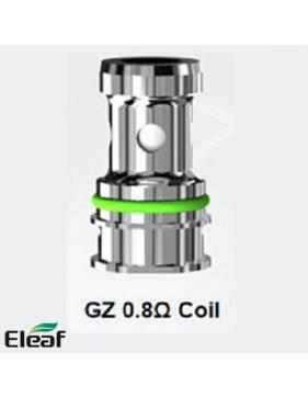 Eleaf GZ coil MTL 0,8ohm/12-18W (1 pz) per GZENO tank serie