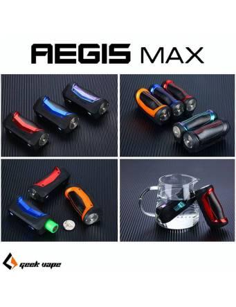 Geekvape AEGIS MAX 100W box mod - Particolari