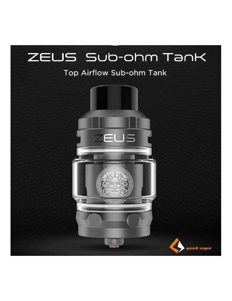 Geekvape Zeus Sub-ohm tank DTL 5,0 ml (ø26mm)
